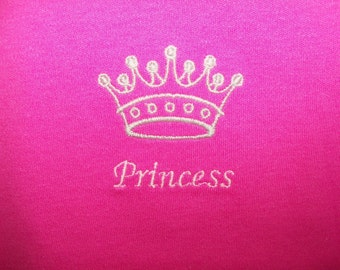 Princess Toddler Dress - 12-18 mos