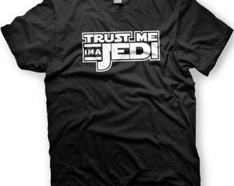 Trust Me I'm a Jedi - Star Wars T-shirt