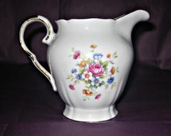Vintage Dyson & Horsfall Creamer English Porcelain Milk or Cream Jug Preston Lancashire