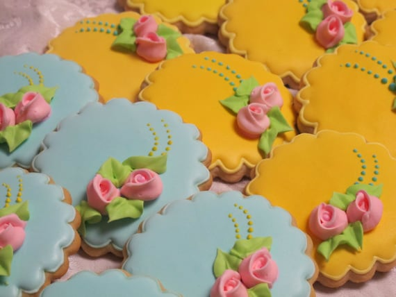cookies shower favors mothers day gift birthday party baby shower