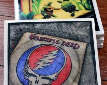 Grateful Dead Coaster Set