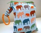 Elephants Multipurpose Bag on the GO