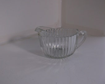 Clear Queen Mary Creamer