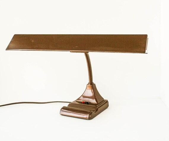 desk lamp industrial gooseneck mid century modern. Black Bedroom Furniture Sets. Home Design Ideas