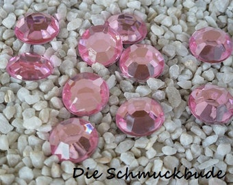 D-03603 - 10 Cabochons Acryl 12mm