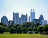 Piedmont Park - A Day in the Park - Mayfair Towers - Midtown - Atlanta, Georgia