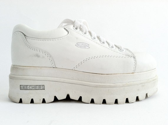 skechers platform sneakers