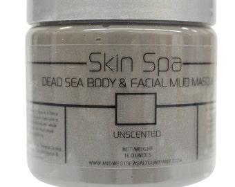 Skin Spa Dead Sea Mud Masque - 16oz