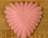 You Pick Scent & Color Handmade 4 Pack Of Heart Shaped Wax Soy Melts/Tarts