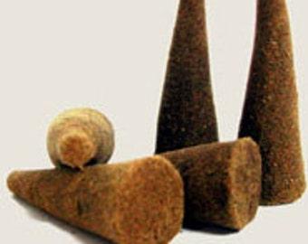 small incense cones 100