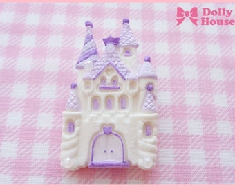 Fairy Castle Brooch by Dolly House