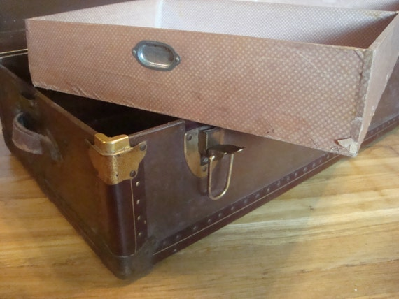 Horn Luggage Trunk