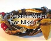 Custom Order for Nikki