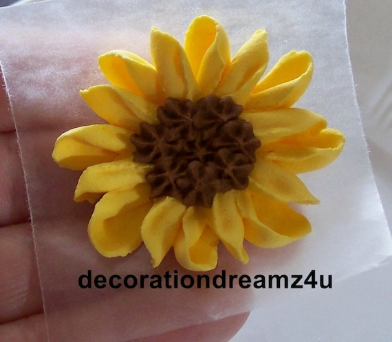 How To Make Edible Flower Decorations For Cakes