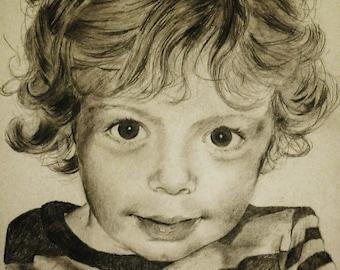 Pencil portraits A3 & A4