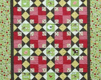 Stars of Ohio - Quilt Pattern
