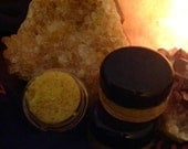 Sample Raw Sugar Scrub