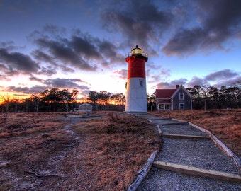 Cape Cod Photography Nauset Lighthouse, Eastham, MA