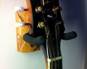 Guitar Wall Hanger Etsy