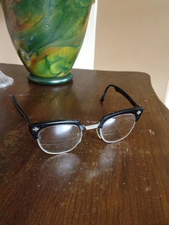 435cf674fa4 Metal Framed Bifocal Safety Glasses