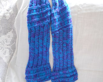 Dropstitch Scarf