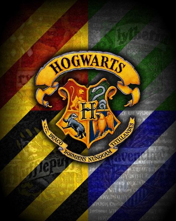 16x20 Harry Potter Hogwarts Poster Unframed By