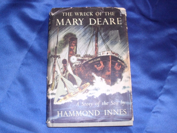 an analysis of the novel the wreck of the mary deare by hammond innes Hammond innes has 65 books on goodreads with 9748 ratings hammond innes's most popular book is the wreck of the mary deare.