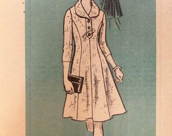 Vintage 1976 Mail Order DRESS Pattern size 18 UNUSED