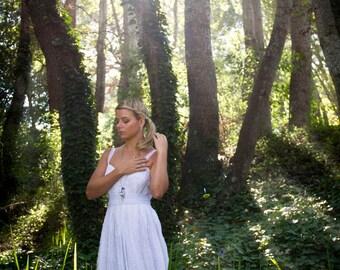 bohemian wedding dress/bohemian lace wedding dress/simple wedding dress/beach wedding dress/vintage wedding dress/wedding dresses bohemian