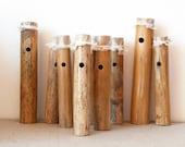 handmade Portuguese kazoo - folk musical instrument