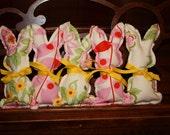 Five sweet little scrappy bunnies. - LittleAcornsBy3Oaks