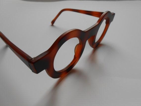 Vintage Eyeglass Frames New Old Stock : Vintage Faux Tortoise Eyeglass frames New old stock sturdy
