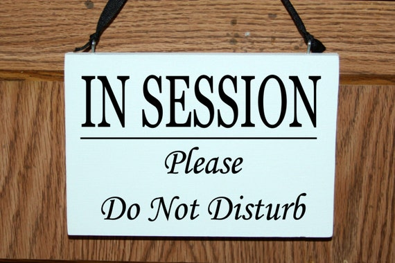 In Session Door Sign Kleobeachfixco - In session door hanger template