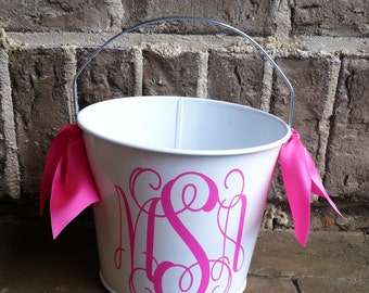 Personalized  Bucket 5 QT