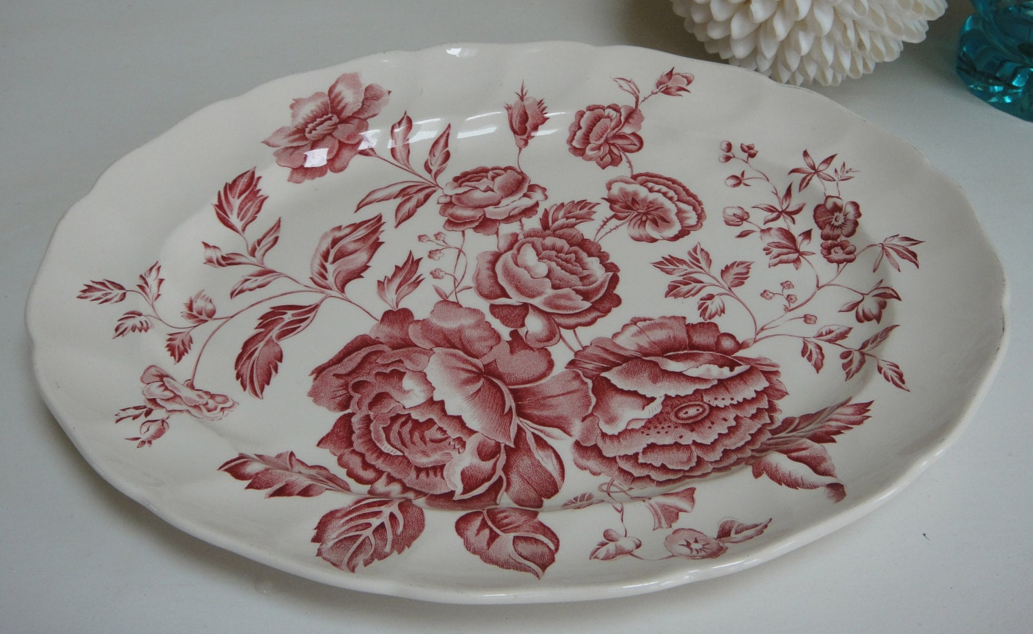 Johnson Brothers China Made in England Johnson Brothers China Oval