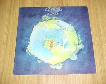 Yes Fragile Vintage LP Record Album