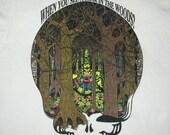 Grateful Dead T Shirt  VTG Style 90's Tour shirt  Play Dead