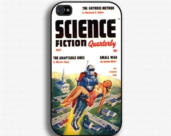 Science Fiction Comic - iPhone 4/4S 5/5S/5C/6/6+ and now iPhone 7 cases!! And Samsung Galaxy S3/S4/S5/S6/S7