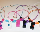 Funky, Chunky LEGO Necklace SALE, Reduced to half price