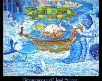 Dreamscapes and Cloud Shapes