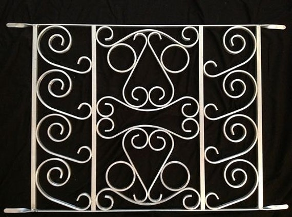 Screen Door Grille Decorative Protective By Screendoorgrilles