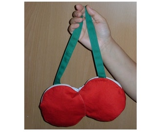 Cherry Bag shoulder bag / clutch / handbag