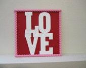 Love Valentines Decoration