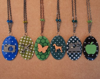 Concept Necklaces