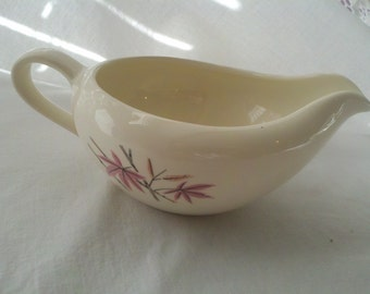 PINK BAMBOO by Salem - Gravy Bowl, Circa: 1963