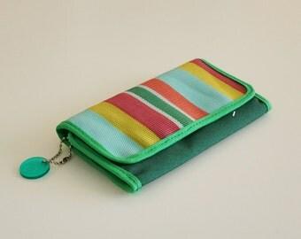 Handmade Raffia Wallet