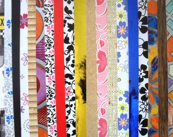 Bargain 25 assorted sheets self adhesive backing paper for cardmaking/craft/scrapbooking