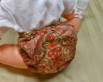 Pocket AI2 Cloth Diaper includes soaker