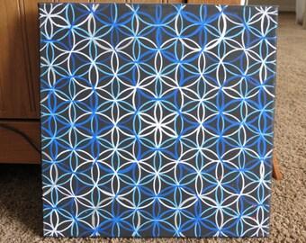 Custom Sacred Geometry Square