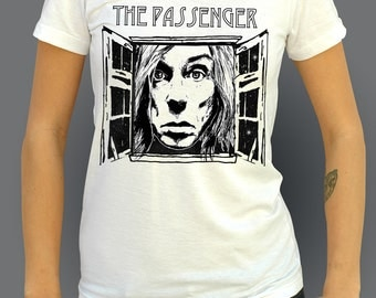 Women  / Mens t shirt / Unisex t shirt (Iggy Pop / The Passenger)